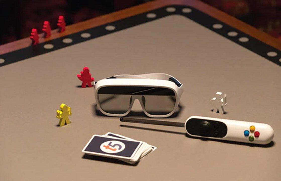 ボードゲームがARで超進化!ホログラムで卓上が別世界になる「Tilt Five」