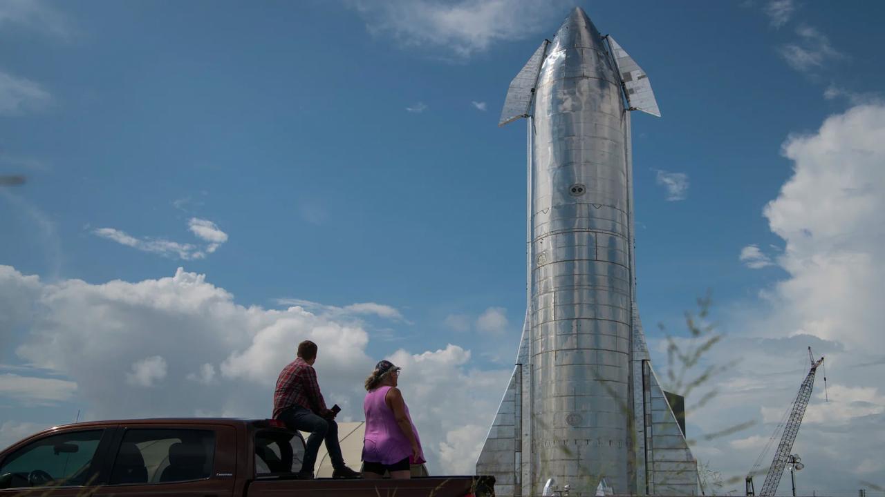 巨大宇宙船「スターシップ」は6ヶ月以内に打ち上げる計画