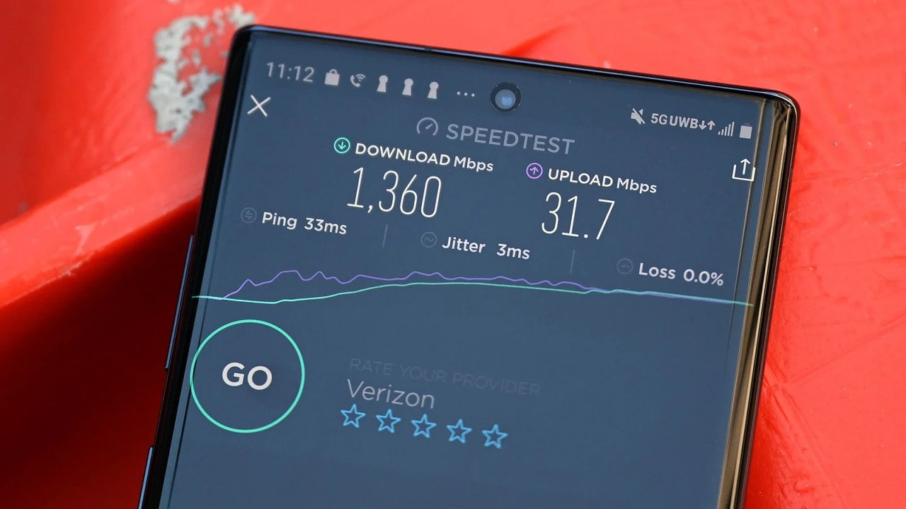 ニューヨークではすでに4社の5G回線が絶賛競争中だよ