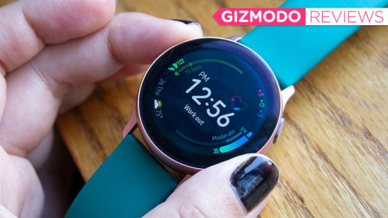 Galaxy Watch Active 2レビュー:トラッキング以外イイ感じ