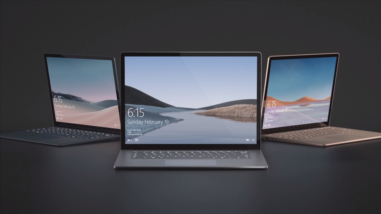 【速報】マイクロソフトの新ノートPC「Surface Laptop 3」は分解してパーツ交換できる! 15インチはCPUがAMD! #MicrosoftEvent