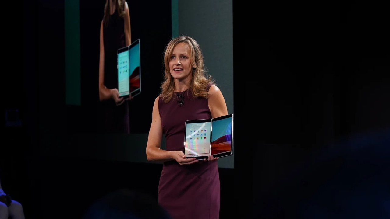 Microsoftの折りたたみノートPC「Surface Neo」なにこれ、よさそう #MicrosoftEvent