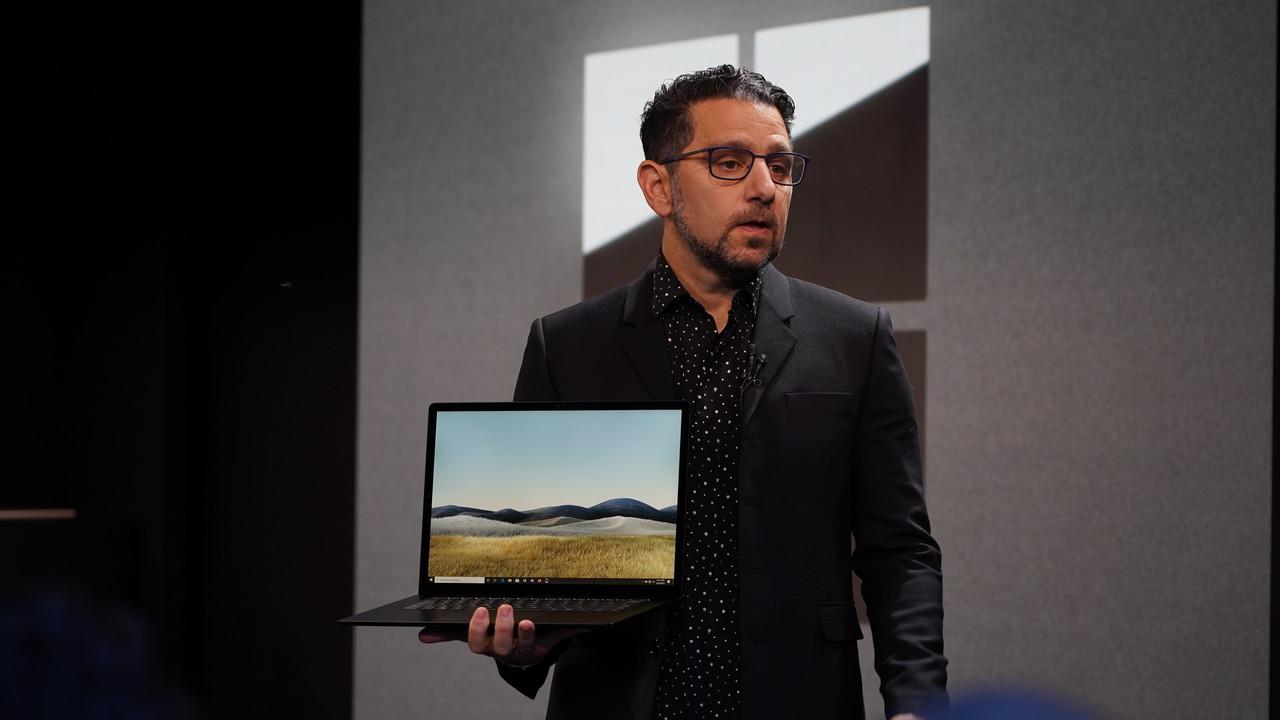 AMD入ってる! Surface Laptop 3にRyzen 7搭載は「快挙」 #MicrosoftEvent