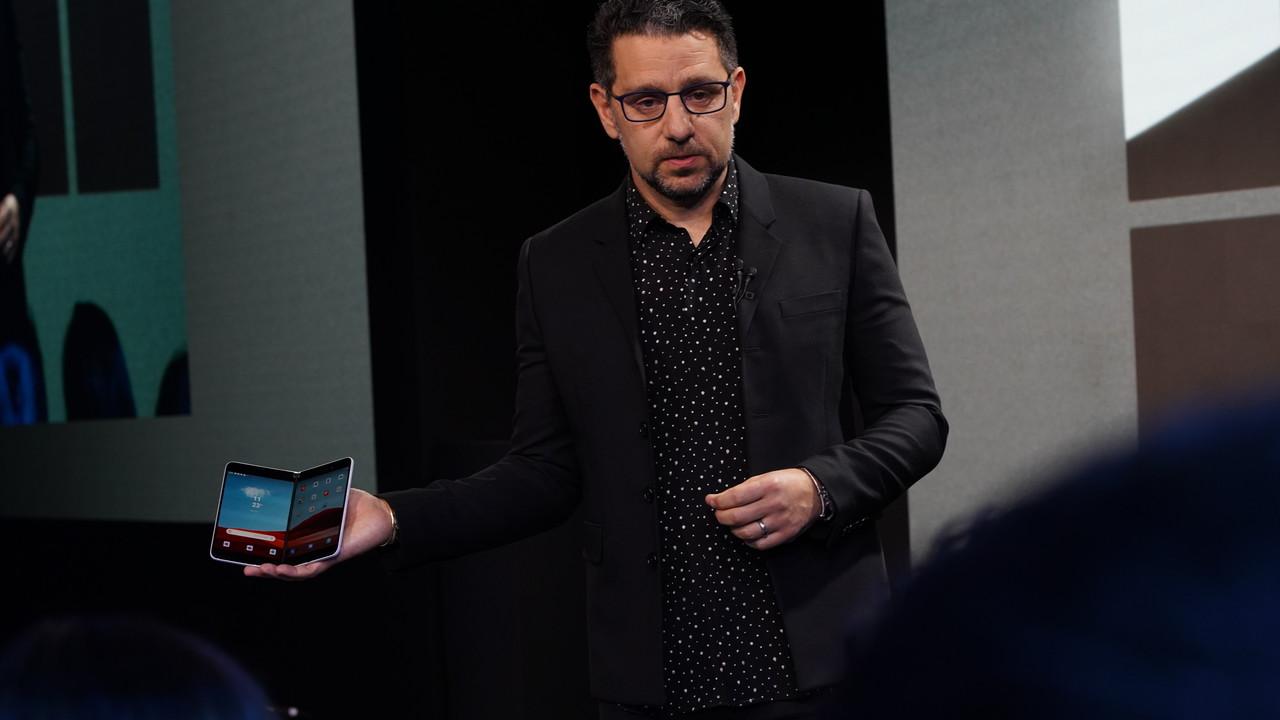 ついに来た「Surface Phone」の時代!(ドキドキ…)#MicrosoftEvent