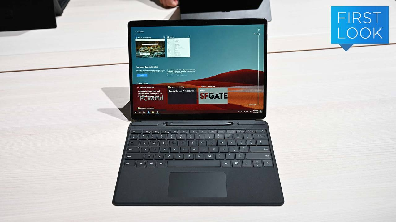 Surface Pro Xハンズオン:ついにARMで使える! 未来のWindowsにとって大きな意味を持つ端末 #MicrosoftEvent