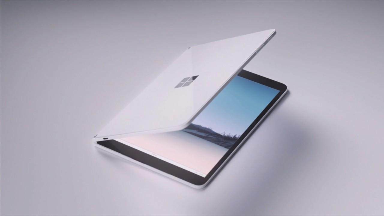 【速報】Microsoft、折りたたみノートPC「Surface Neo」発表!きてしまった、きてしまったよ! #MicrosoftEvent