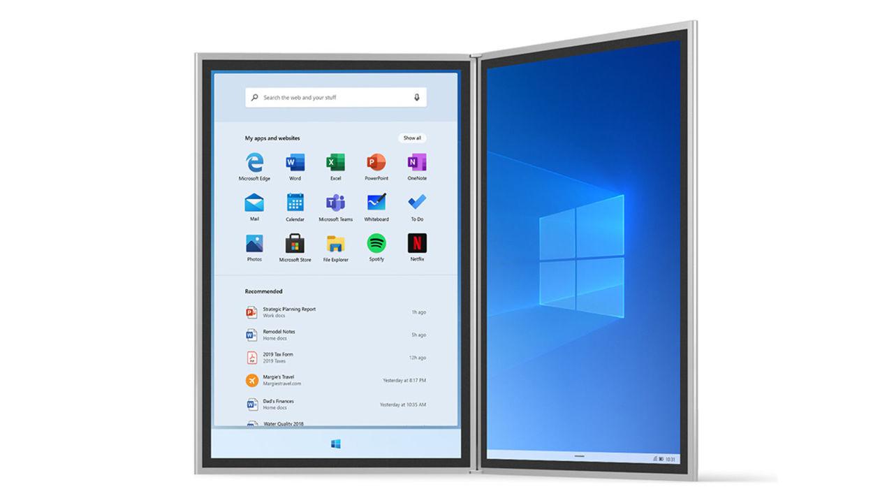 Surface Neoに搭載のWindows 10Xってなに? それはMicrosoftの未来像