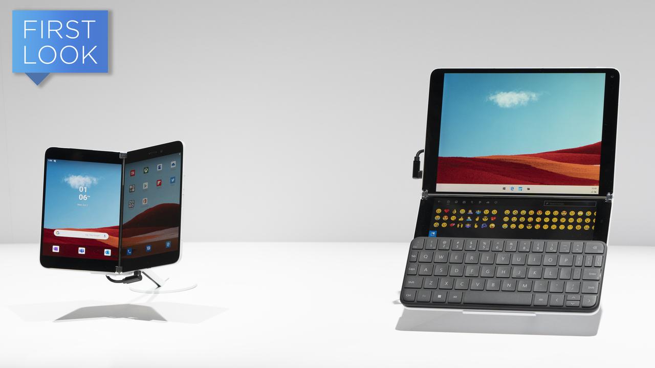 「Surface Duo/Neo」ファーストインプレッション:Galaxy FoldやMate Xと違う思想。要は「大きな画面」のために2画面したわけじゃない