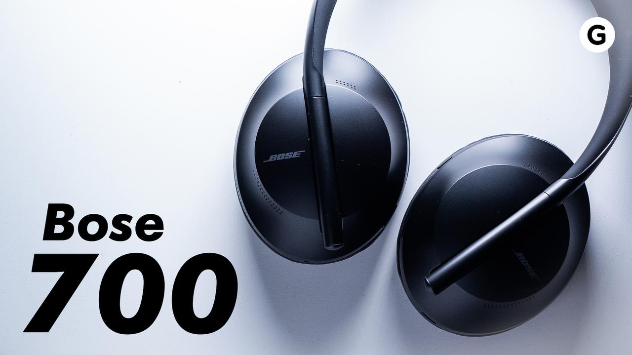 【プレゼントあり】Boseの新型ヘッドフォン「Bose Headphones 700」1分レビュー:ノイキャン強すぎると逆にアレ…