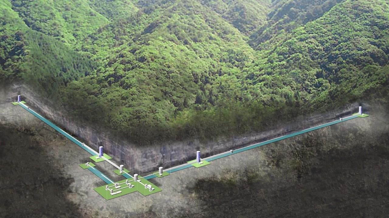 重力波望遠鏡「KAGRA」が岐阜の地下に完成。グローバルな新天文学に参加