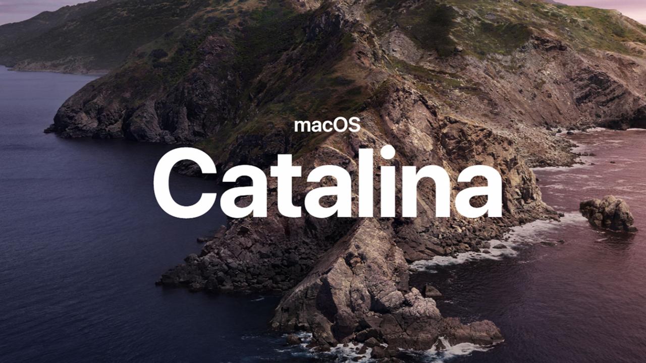 macOS Catalinaで注目したい12の新機能!