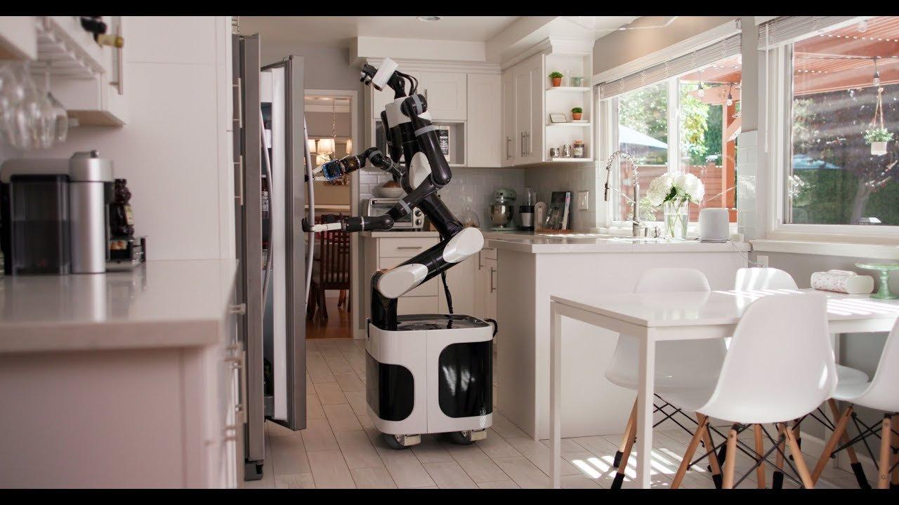 トヨタの研究機関が作るメイドロボがいれば家事はぜんぶ自動化できる?