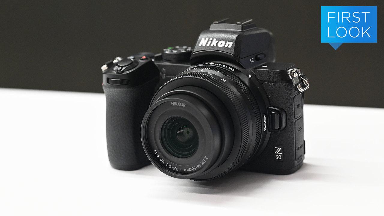 NikonのAPS-Cミラーレスカメラ「Z 50」ハンズオン:お手頃価格でコンパクトになったZシリーズ
