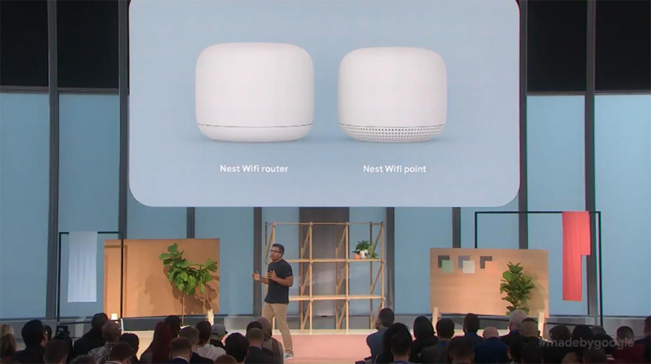 Google WifiはNest Wifiに生まれ変わって、速度もカバー率もアップ! #madebygoogle