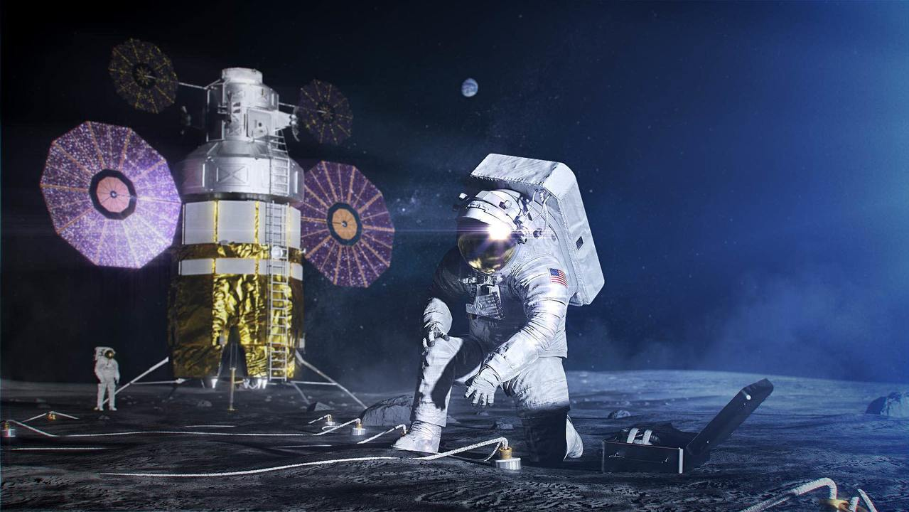 動きやすくなった! NASAの次世代「xEMUスーツ」は月面で座れます