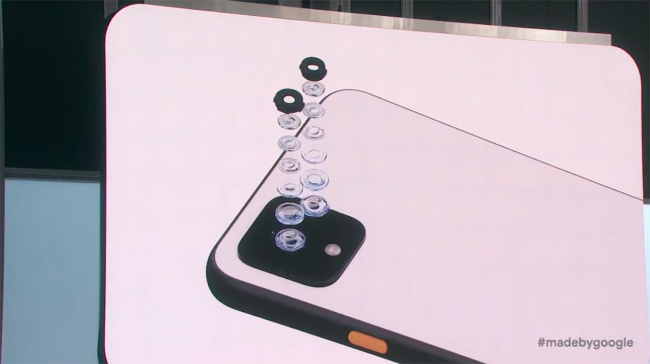 ズームやべえ。Pixel 4は標準+望遠のデュアルレンズ構成 #madebygoogle