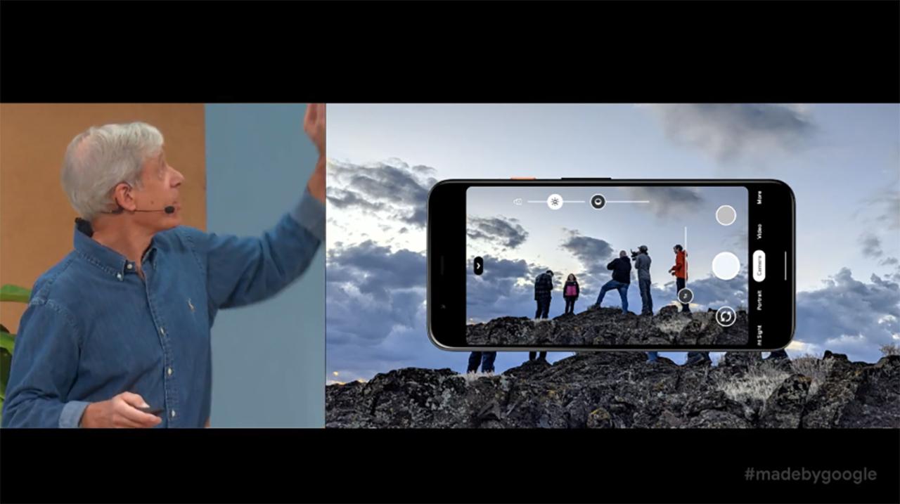 Pixel 4なら、シャドウとハイライトもスライダーでらくらく操作 #madebygoogle