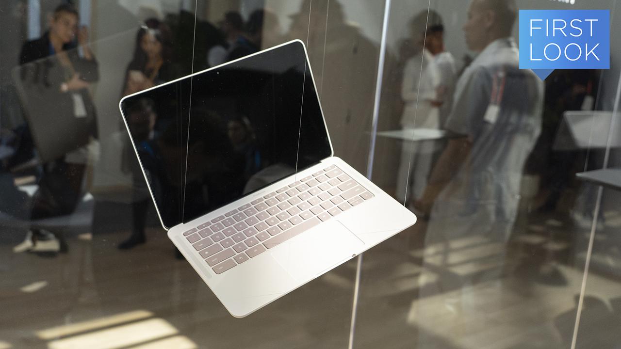 Chrome OSノートPC「Pixelbook Go」ハンズオン:使い勝手とお買い得のちょうどいいバランス