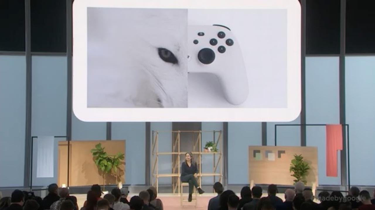 Googleのクラウドゲームサービス「Stadia」でハード買い替え不要=ゲームの世界もエコになる? #madebygoogle