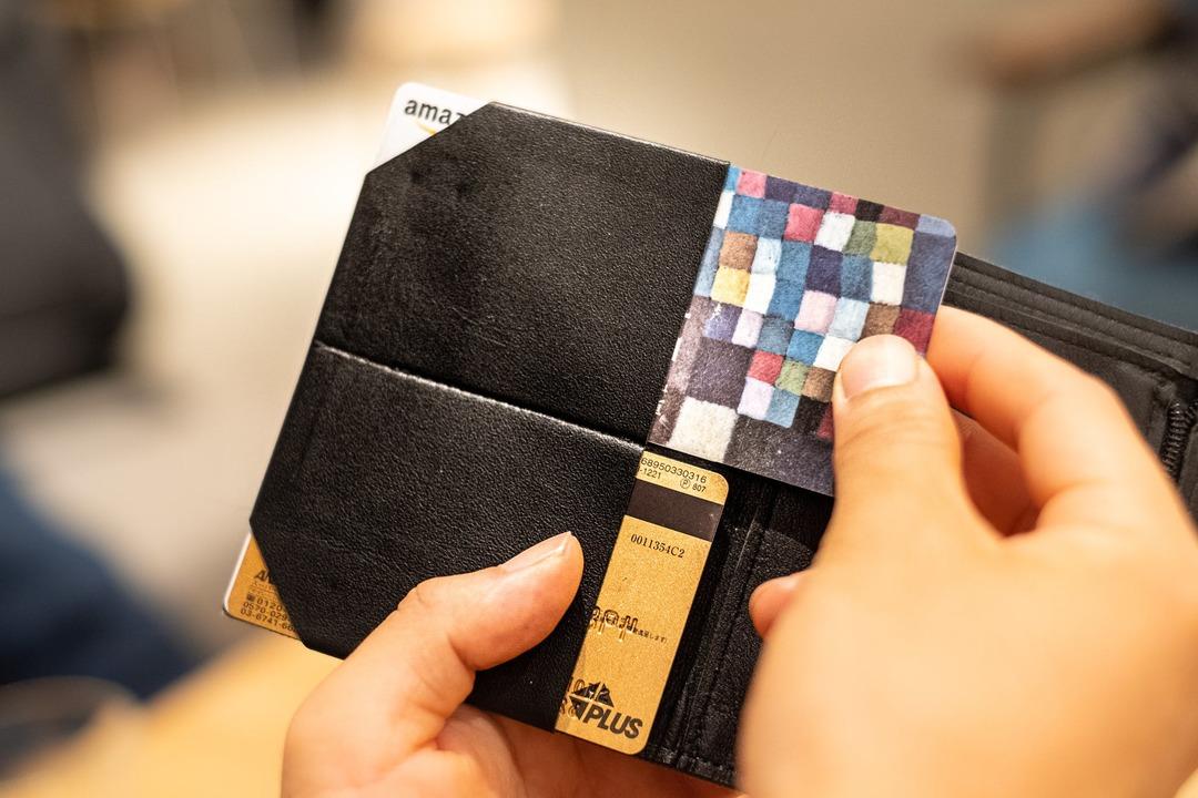 残り1日!カードや硬貨を入れてもかさばらない革新的な薄型財布「Tenuis3」