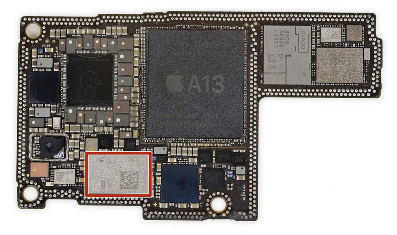 iPhone 11のU1チップ、そのハードウェアの詳細とは?