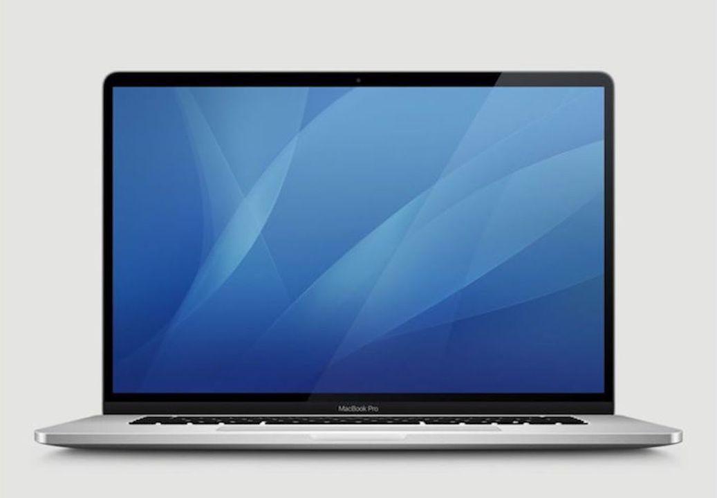 これが16インチMacBook Proの公式デザイン?ちょい細ベゼルな画像が発掘される
