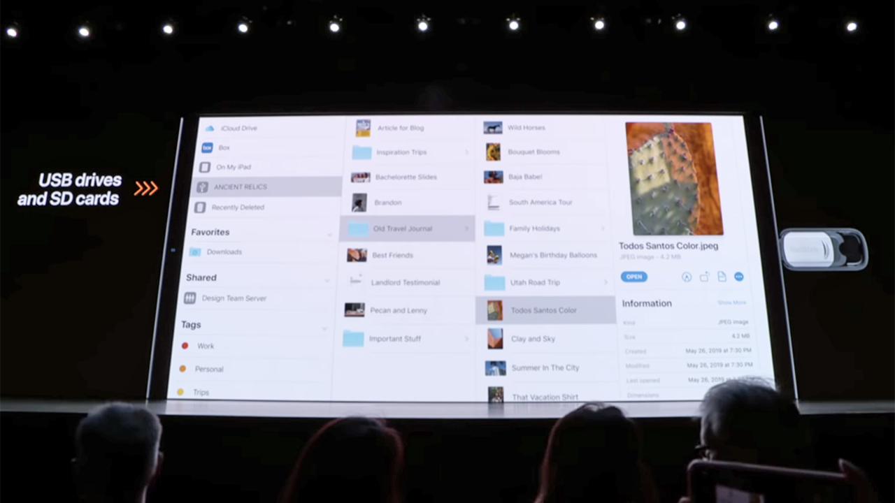 iOSとiPadOSで外付けストレージを使うときのポイントまとめ