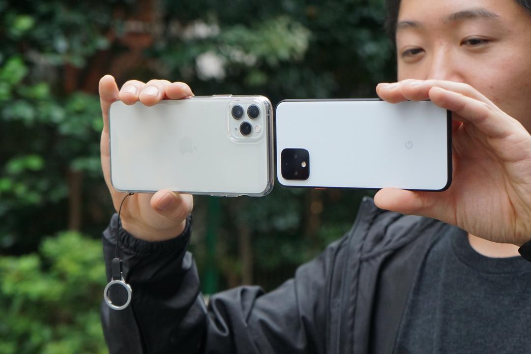 Vlog用カメラとしては? Pixel 4のビデオ撮影能力をiPhone 11 Proと比較