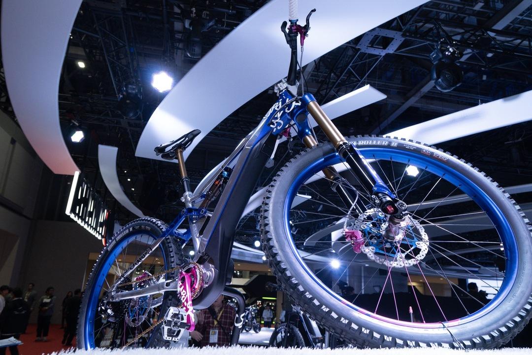 ヤマハの電動MTB「YPJ-XC」の強化版コンセプトモデル、まじで最強なんでは #東京モーターショー2019