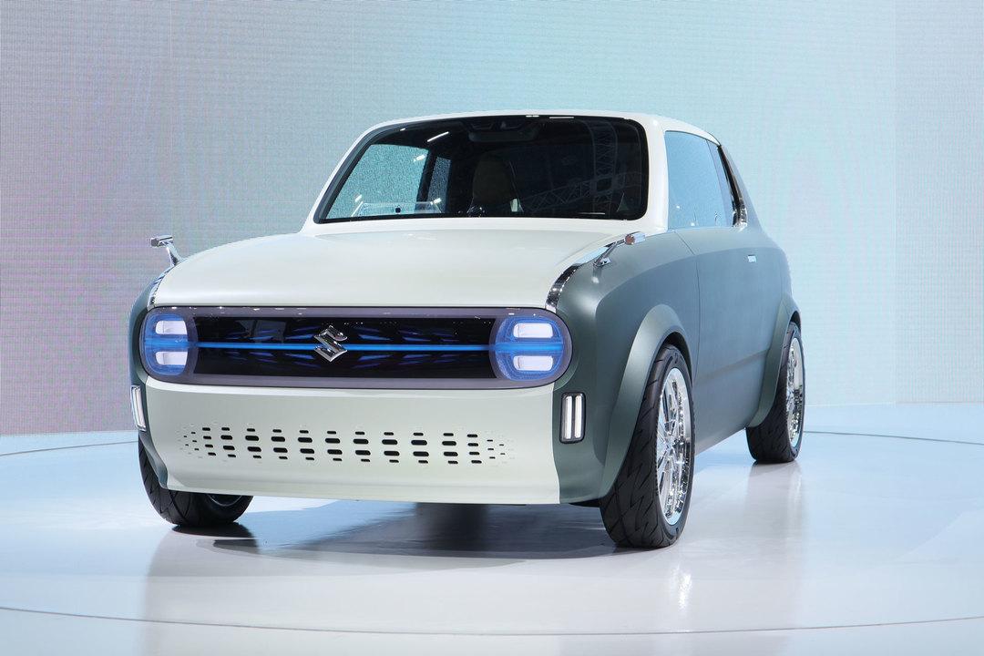 スズキ・WAKUSPO。ワゴンにもクーペにもなるトランスフォームスタイル #東京モーターショー2019