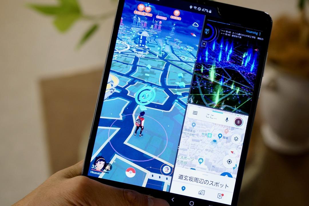 Galaxy Foldの「3画面」表示、ゲームも同時プレイできたら夢のハードだ…って思ったんだけどさ