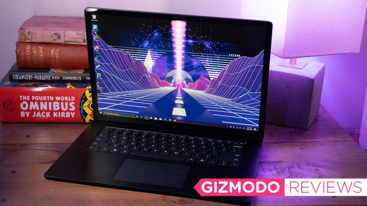 AMDを搭載したSurface Laptop 3レビュー:薄くて軽くて、かなり好き!