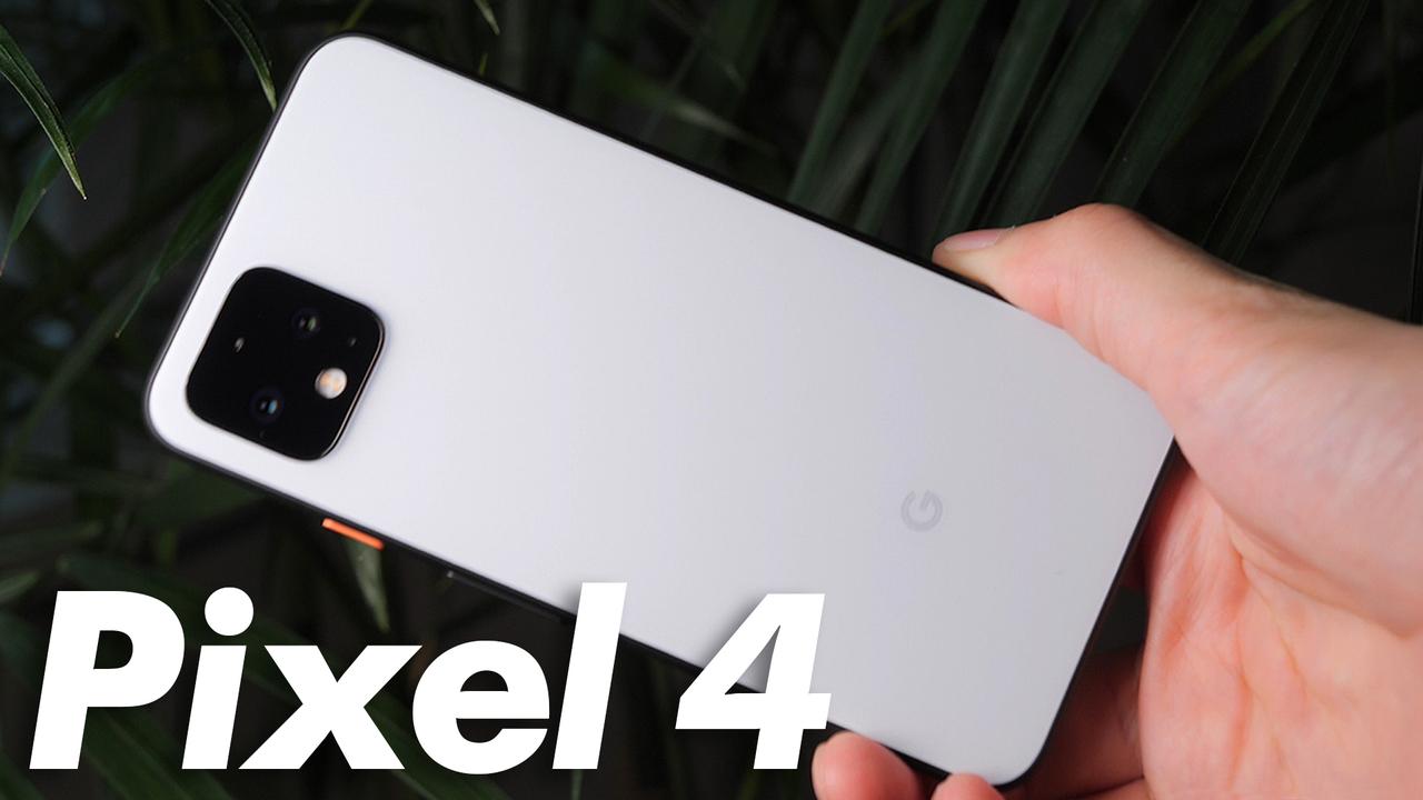 Pixel 4 動画レビュー:もっとも人間らしく使えるスマホ