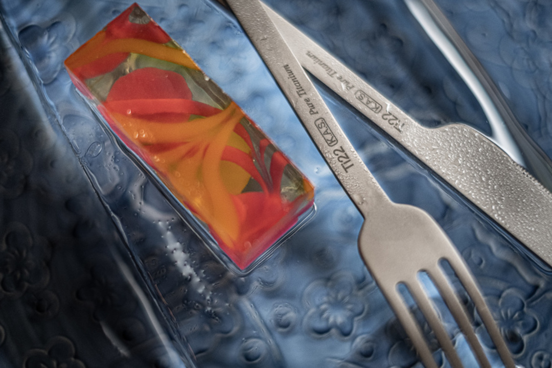 残り1日だけ!純チタン製のフォークやナイフを使うメリットはこれ