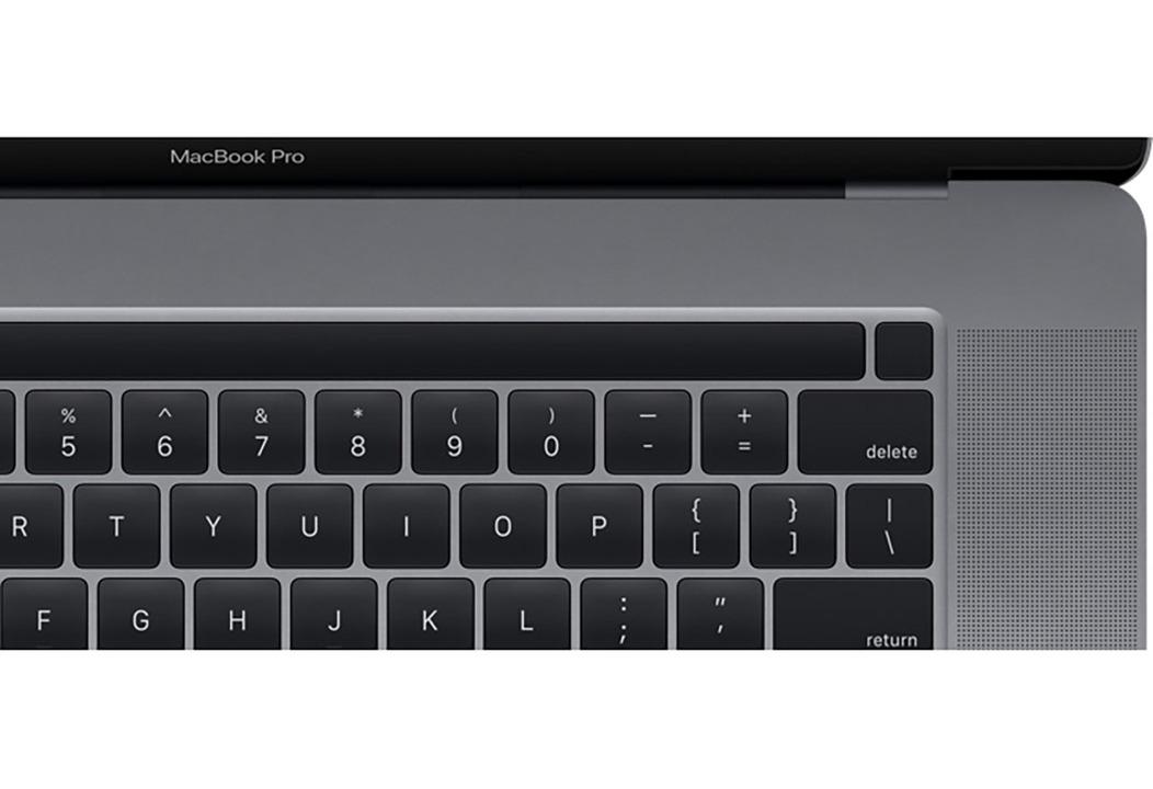 次期MacBook ProではEscキーとTouch IDがTouch Barから分離する…?