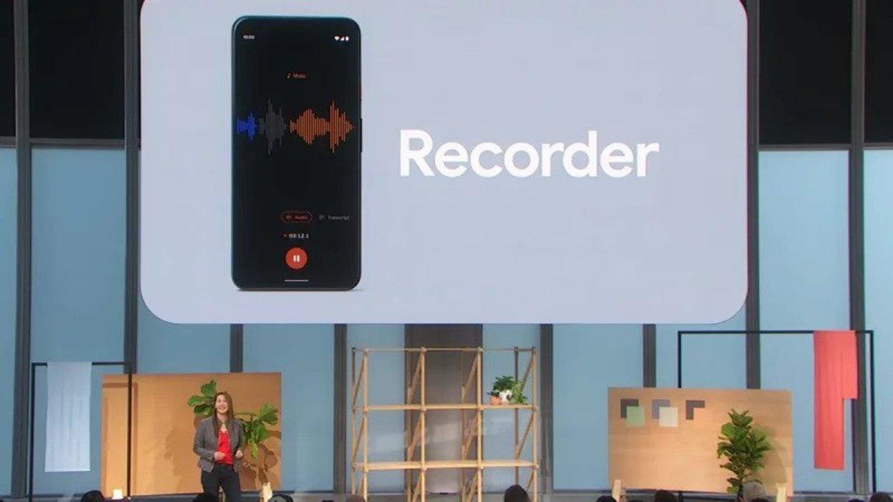 Pixel 4の「リアルタイム文字起こし」試してみた。 iOSユーザーはどのアプリを使えばいい?