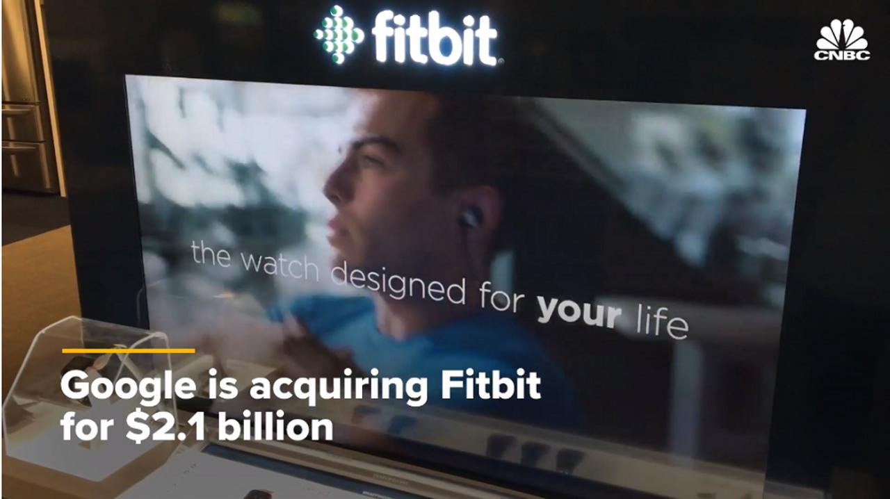GoogleがFitbit買収。海外の反応まとめ