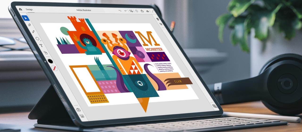 【修正追記あり】Adobe、iPadのための「Illustrator」を予告