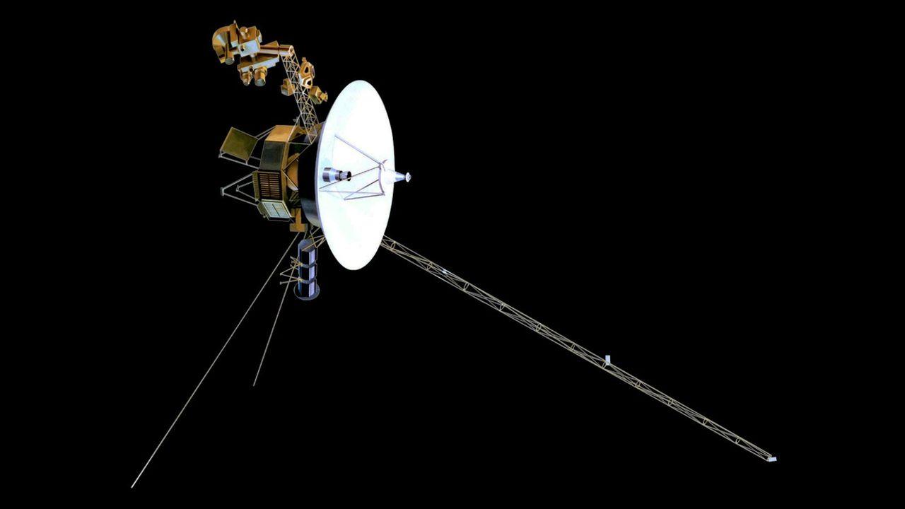 地球を離れて42年。ボイジャー2号の観測データから太陽圏の姿が見えてきた