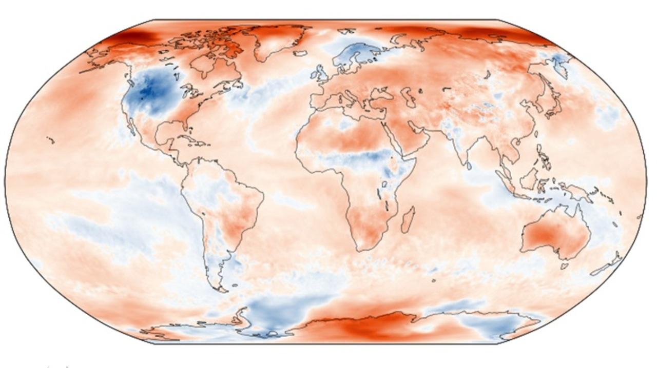 今年の10月は観測史上、最も暑い10月になっていた