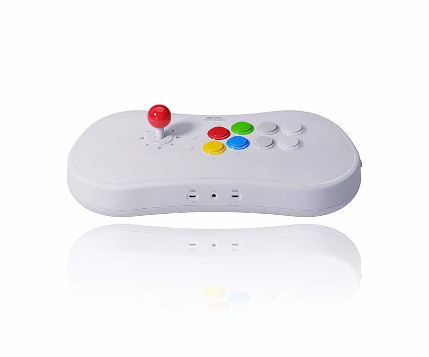 「NEOGEO mini」用アケコンに20タイトル収録! 「NEOGEO Arcade Stick Pro」がAmazonで予約開始