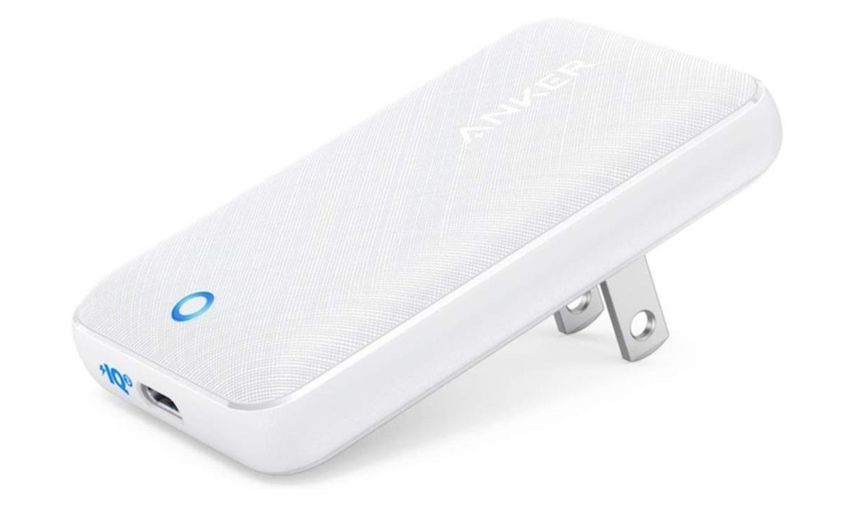 フリスクサイズの30W充電器に「白」。さらにフリスクっぽさが増す!