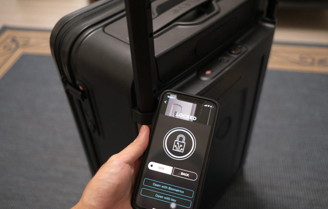 進化したスーツケースはいかが? アプリ連携でスマート機能を実装した「PLEVO」を使ってみた