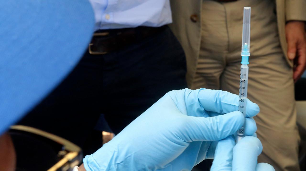 エボラ出血熱のワクチン「Ervebo」、EUが条件つきで認可