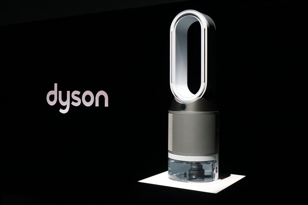 フィルターを洗ってもらえる新発想! 「Dyson Pure Humidify+Cool 」は洗浄機能付きの空気清浄加湿器