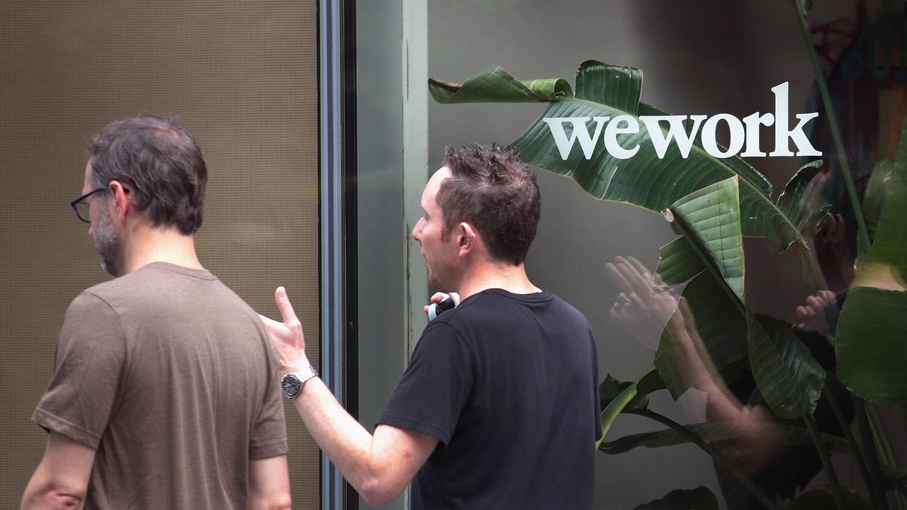 孫さん「WeWorkは真っ赤っかの大赤字」 #WeFuckedUpを自認