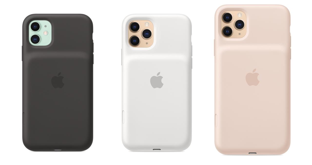 Apple、iPhone 11のバッテリーを50%伸ばす純正ケース発表。そこに「カメラボタン」というまさかのハードウェア機能拡張の事実