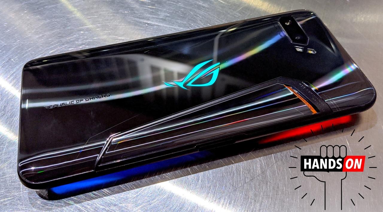 ROG Phone IIハンズオン:これを待ってた! 日常でも便利な超スペックゲーミングスマホ