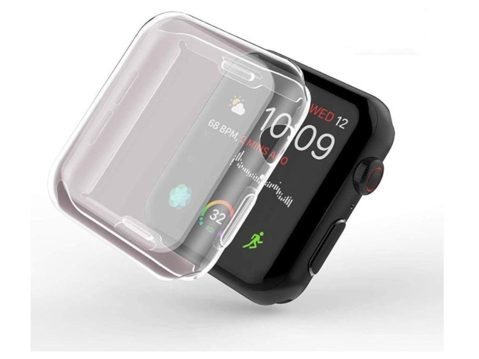 【きょうのセール情報】Amazonタイムセールで、500円台のApple Watch用保護ケース2枚セットやiPhone 11 Pro用の液晶保護フィルム付き耐衝撃ケースがお買い得に