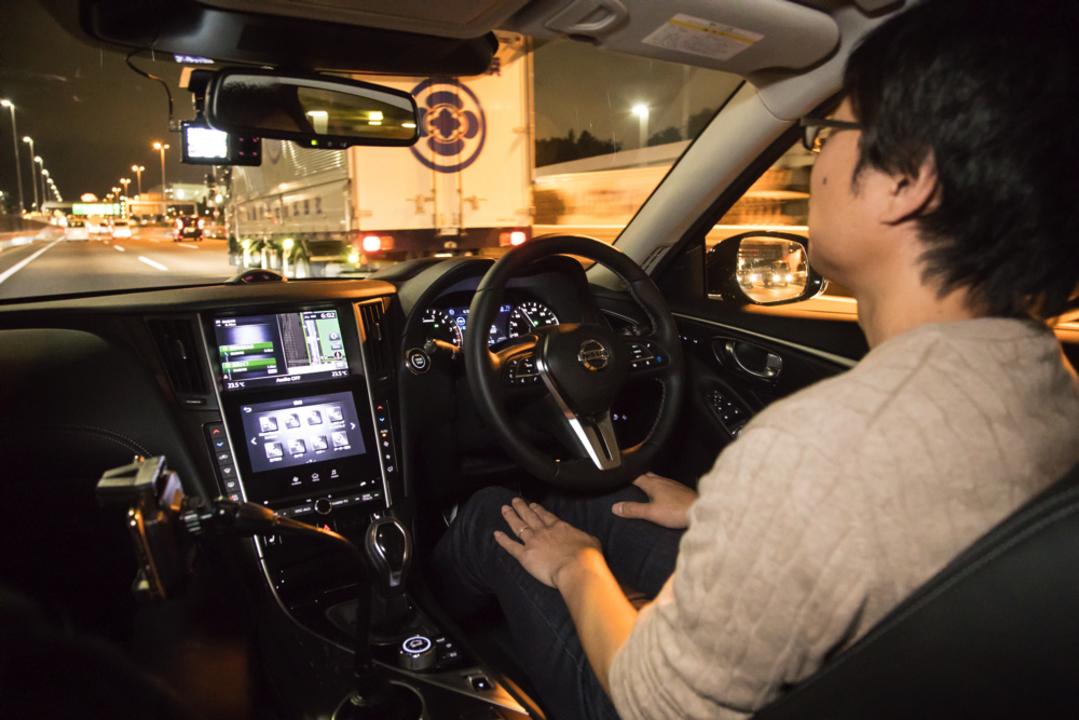 クルマで移動したくなるテクノロジー。新型スカイラインの先進運転支援技術「プロパイロット 2.0」が想像を超えてた